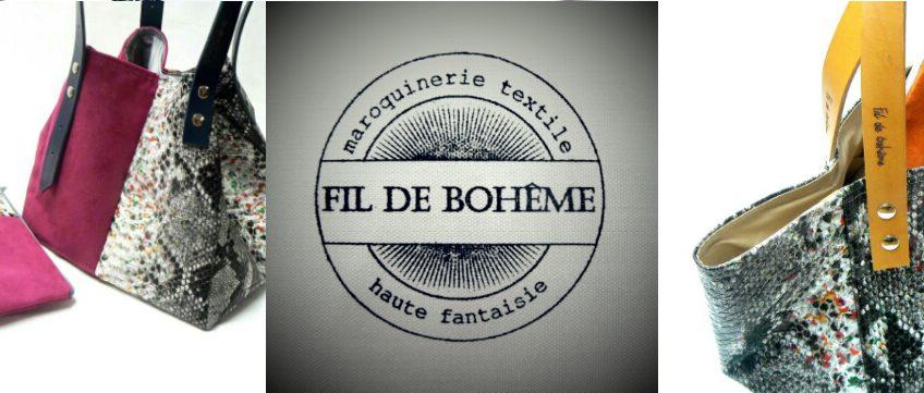 Tampons textiles : Fil de Bohême a choisi Tamporelle